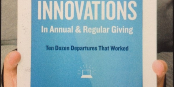 Online Innovations In Annual Giving