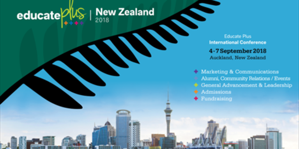Bob's a Featured Speaker in New Zealand